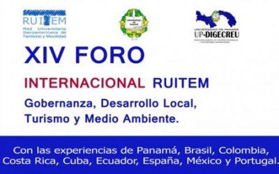 XIV Foro Internacional Ruitem en Panamá