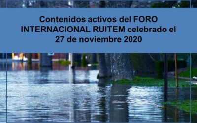 FORO Internacional RUITEM  27 noviembre 2020